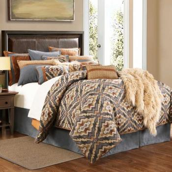 western style bedding - Ranch Style Decor