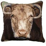 Western Needlepoint Pillows