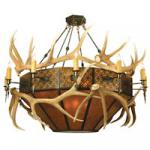 Authentic Antler Lighting