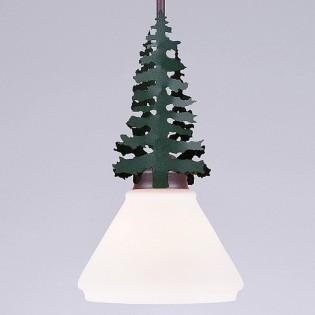 Cedarwood Pendant Light- Cedar Tree