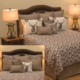 Blitz Deer Duvet Bedding