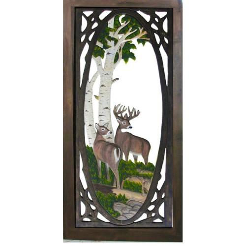 decorative wooden screen doors 1