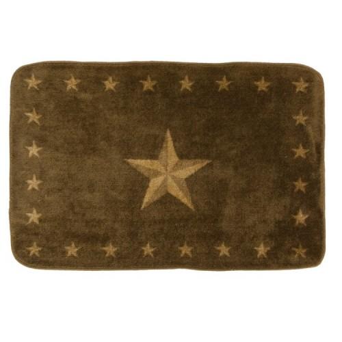 Star Bath Rug