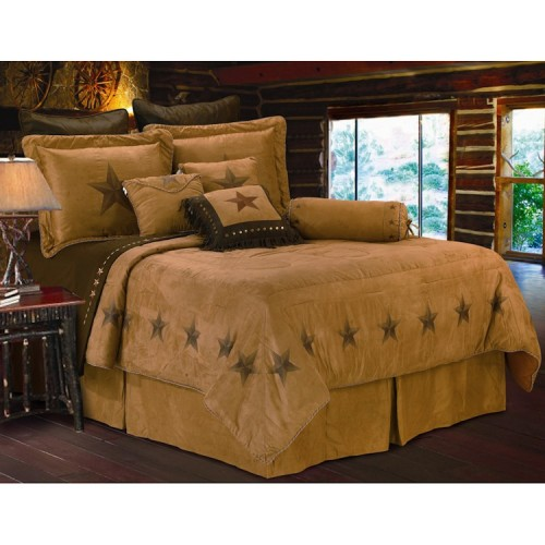Luxury Star Bed Set from The Cabin Shop!