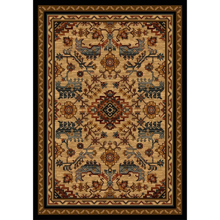 Game Area Rugs: Kindred Spirit Area Rugs