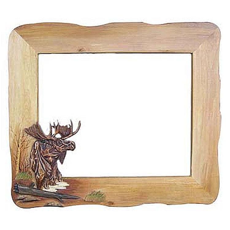 Moose mirror 30 x 36 for Mirror 30 x 36