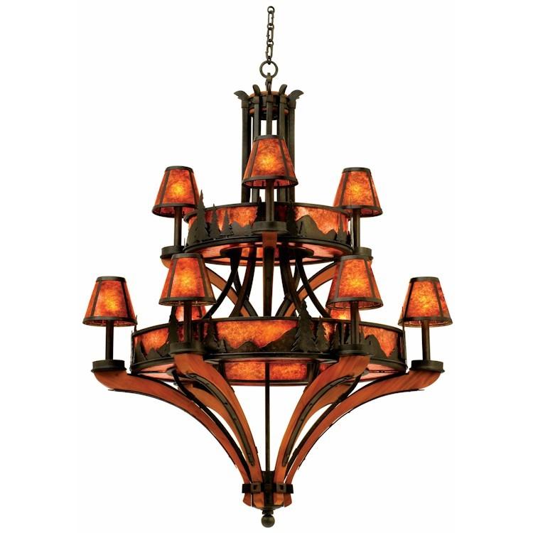 Lodge chandelier thejots lodge style chandeliers rustic chandeliers lighting lighting ideas aloadofball Image collections