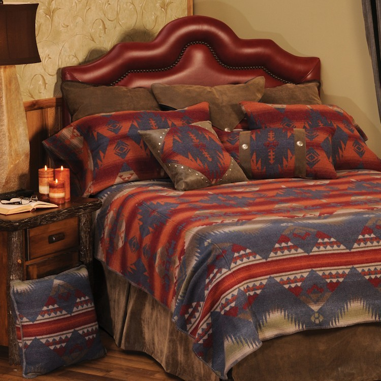 Socorro western bedding for Western style beds