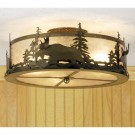 Moose Flush Ceiling Light