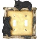 Black Bear Switch Plates