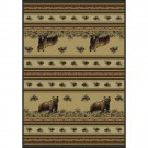 Pine Creek Bear Rug Collection