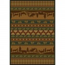 Pine Valley Wildlife Rug Collection