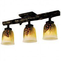 Pinecone Semi Flush Ceiling Light