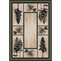 Stoic Pines Area Rug