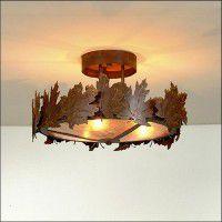 Woodcrest Maple Ceiling Light