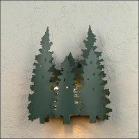 Pine Grove Sconce
