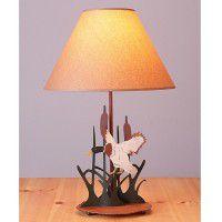 Ranch Mallard Table Lamp