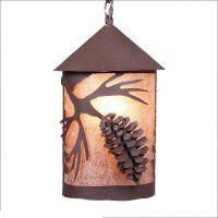 Cascade Spruce Pine Cone Pendant Lights