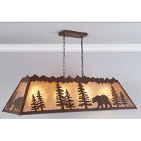 Rocky Mountain Bear Island Light