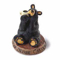 Coffee Bear Figurine-DISCONTINUED