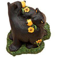 Lean On Me Bearfoot Figurine