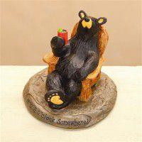 5 O Clock Somewhere Bear Figurine