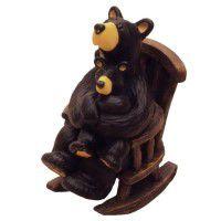 Cuddle Time Bear Figurine