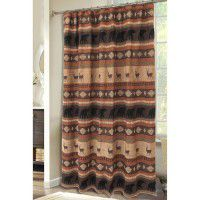 Autumn Trails Shower Curtain