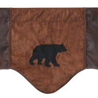 Diamond Bear Valance