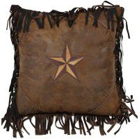 Two Tone Star Pillow