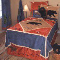 Little Bear Bedding