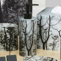 Forest Silhouette Lotion Pump