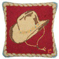 Cowboy Hat Pillow