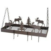 Wildlife Pot Rack