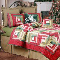 Mountain Trail Quilt Set-King-CLEARANCE
