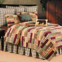 Nathan Twin Quilt Ensemble-CLEARANCE
