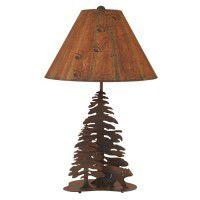 Bear Walk Table Lamp