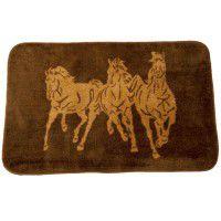 3 Horse Kitchen/Bath Rug
