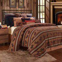 Bayfield Moose Duvet Sets