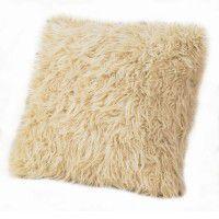 Faux Fur Pillow - Sheep