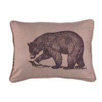 Walking Bear Pillow
