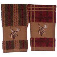 Moose Towel Sets