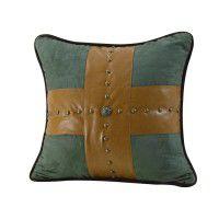 Criss Cross Pillow