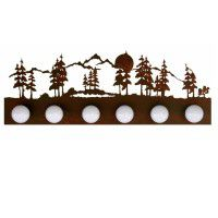 Mountain Scene Strip Lights - 2 Sizes Available