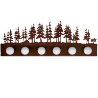 Pine Forest Strip Lights - 2 Sizes Available