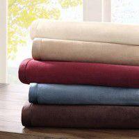 Micro Velour Blankets