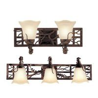 Forest Vine Vanity Lights