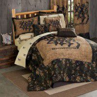 cabin bedding - rustic bedding - lodge quilts - the cabin shop
