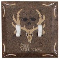 Bone Collector Switch Plates