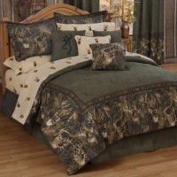 Browning Whitetails Comforter Sets